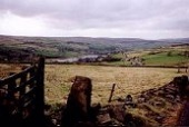 Bronte Country, West Yorkshire